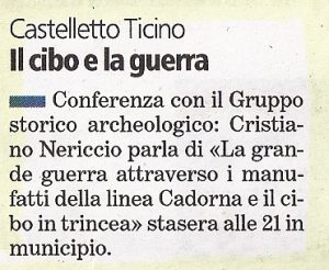 - 2 Ottobre 2015 La Stampa