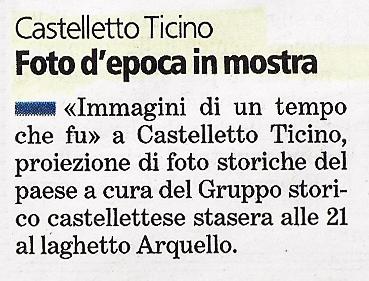 - 27 Novrembre 2015 La Stampa