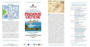 Convegno Archeologico – Presenze Celtiche 9 Settembre 2017