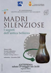 Madri silenziose – I segreti dell'antica bellezza 19/05/2018