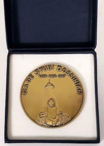 medaglia dono del Centro Studi Dolciniani