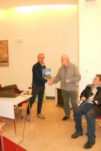 Conferenza Pietro Gallo - Premiazione