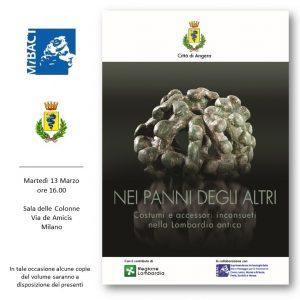 """""""Nei panni degli altri """" 13 Marzo ore 16.00 – Milano"""