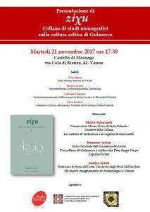Presentazione di ziχu – Collana di studi monografici sulla cultura celtica di Golasecca